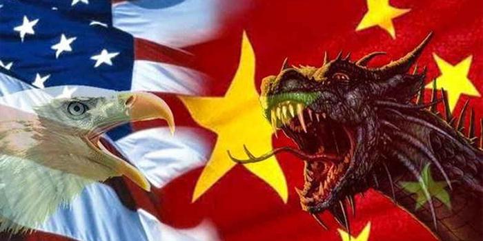 Китай-противостояние-США